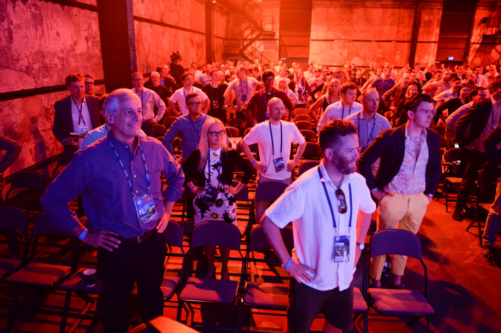 Estonia's flagship tech and startup event Latitude59
