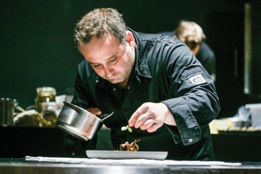 Alexander Chef's Table - Tallinn