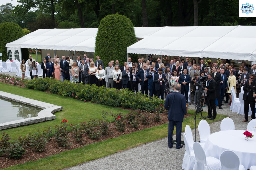 The Estonia's Friends International Meeting